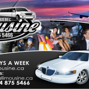 Montreal Limousine Contact Us